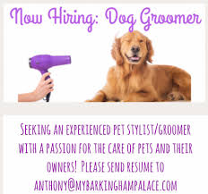 Barkingham Palace Grooming Services All Breed Dog Grooming