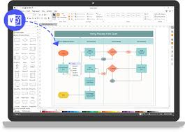 Microsoft Software To Make Flow Charts Edraw Max Better Alternative To Microsoft Visio For