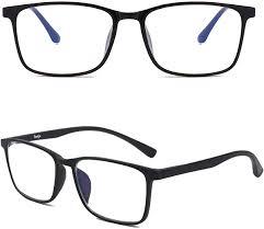 Anrri Blue Light Glasses Amazon Tanlys Blue Light Blocking Glasses For Computer Eye Strain Anti Uv Headache Transparent Lens Tr90 Bluelight Blocker Gaming Glasses For Women Men