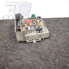 bmw 1 convertible e88 fuse box 9119444 3567740