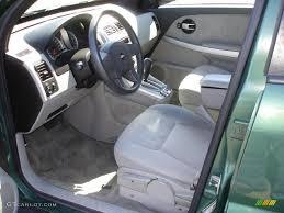Light Gray Interior 2005 Chevrolet Equinox LS AWD Photo #47367911 ...