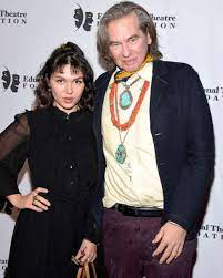 Val kilmer joins the ranks of celebrities that fastidiously documented their lives via video, then shared that in documentary form. Val Kilmer Talks About Starring In New Film With Daughter Top Gun And His Health After Cancer Gma