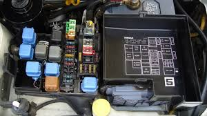 fuse box diagram driver side nissan forum nissan forums modified by gerryo at 3 29 pm 6 25 2008