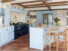 blue country kitchens. Blue Country Kitchens Perfect Top Kitchen With Interior Design In O