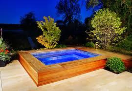 Shocking Semi Inground Pools decorating ideas for Pool Traditional