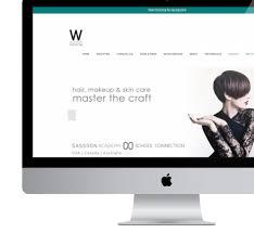Hair Saloon Websites Hair Salon Website Kretzmedia