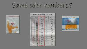 Dmc floss color chart printable pdf download. Are Color Numbers Always Same All About Diamond Painting