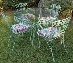 antique wrought iron outdoor furniture 1326 best vintage wrought iron patio furniture images on pinterest