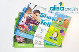 Chương trình học tiếng Anh cho trẻ em mẫu giáo - phương pháp CLIL chuẩn  Cambridge - EFC