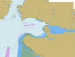 Approaches To Approches A Vancouver Harbour Marine Chart