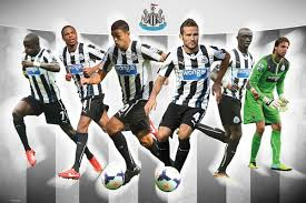 Ne1 4st newcastle upon tyne. Newcastle United Fc Players 13 14 Poster Sold At Abposters Com