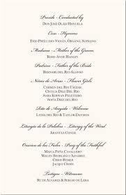 59 best wedding invite images on pinterest spanish wedding Spanish Wedding Invitations Online programs for a wedding spanish wedding program examples catholic wedding program wedding Spanish Text for Wedding Invitations