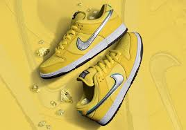 Image result for diamond canary dunk