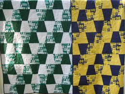 Mama Spark's World: 100 Quilts For Kids & I made a Michigan and Michigan State quilt for my donation quilts. Adamdwight.com