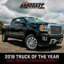 GMC Sierra Denali 2500HD Named 2018 Pickup Truck of the Year
