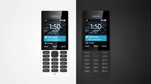 first nokia phone with snake. both nokia 150 and dual sim come with built in fm radio mp3 player. the 2.4\u201d screen familiar user interface keypad make affordable first phone snake