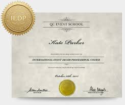 Event Decor Course Qc Event School