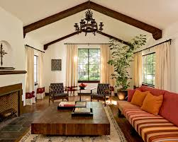 narrow living room spanish colonial mediterranean narrow living room ideas