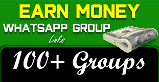 Online Group Online Earning Whatsapp Group Links 100 Earn Money Online