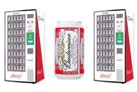 Quick Tap Vending Machine Mesmerizing Beer Drinkers This Blockchain Brew Vending Machine Is For You