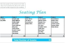 X Dinner Table Seating Chart Template Top Result Plan Awesome Dinner