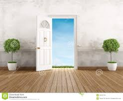 open front door. Vintage Home Entrance Royalty Free Stock Images Image Open Front Door