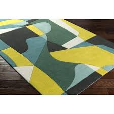 yellow green rug hand tufted area and striped rugby shirt yellow green rug red and orange rugs area