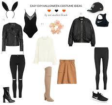 3 easy diy costume ideas