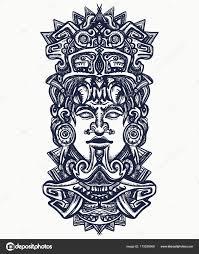 древних ацтеков тотем мексиканский бог древняя цивилизация майя