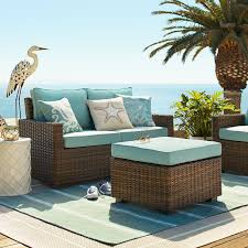 pier one outdoor rugs new echo beach latte loveseat of pier one outdoor rugs new echo