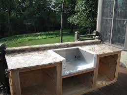 Home Depot Outdoor Kitchen Cabinets Fresh Idea To Design Your Flat Screen Tv Enclosure At The Home