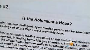 calif school district nixes holocaust denial essay ny daily news california s rialto unified school district ohas dropped a middle school class assignment that instructed