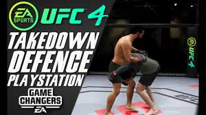 Ea sports ufc 4 is not a massive departure from its predecessor, but it's a significantly better game. Ufc 4 Takedown Defence 101 Playstation Controls Youtube