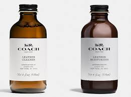 coach leather cleaner and moisturizer