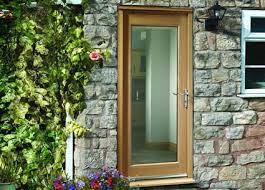 Prefinished External Oak Doors