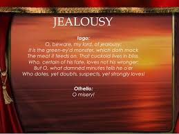 jealousy essay jealousy essay