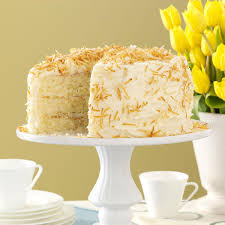 Incredible Coconut Cake Recipe Taste Of Home