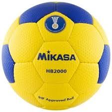 «<b>Мяч</b> для <b>гандбола Mikasa HB</b> 2000 Yellow/Blue» — Результаты ...