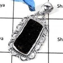 tece druzy c cmj779 solid 925 sterling silver party look cab gemstone pendant