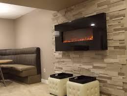 gas merry basement fireplace ideas gas