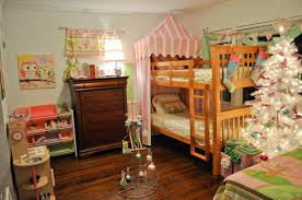Decorations For Kids Bedrooms Delightful Decoration Christmas Kids Bedrooms More Lively Bunk