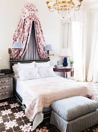 Southern Bedroom Traditional Bedroom Toile Ticking Stripe Cococozy