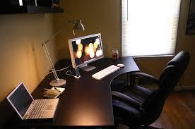 stylish office desk setup. Brilliant Stylish Office Desk Setup