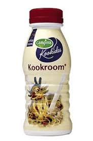 kookroom vervangen door creme fraiche
