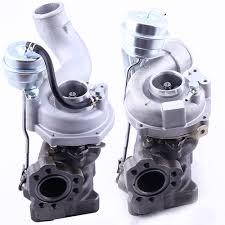 Twin Turbo for Audi RS4 S4 A6 Allroda Quattro 2.7L K04 025 K04 026 ...
