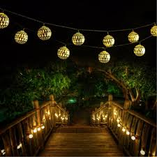 Amazoncom LED Globe String Lights Goodia Battery Operated 1049