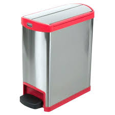 oxo trash can black small size of rectangular trash can main picture image preview good grips