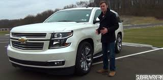 Review: HSV Supercharged 2015 Chevrolet Tahoe Sport Edition - YouTube