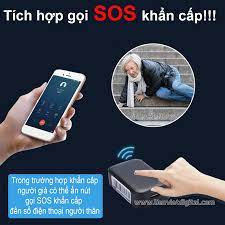 3 thiết bị định vị GPS mini cho người già tiện lợi, có nghe lén