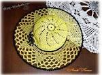 Летняя шляпка вязанная крючком схемы